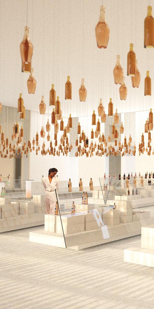 Concept Store Chevron Vilette