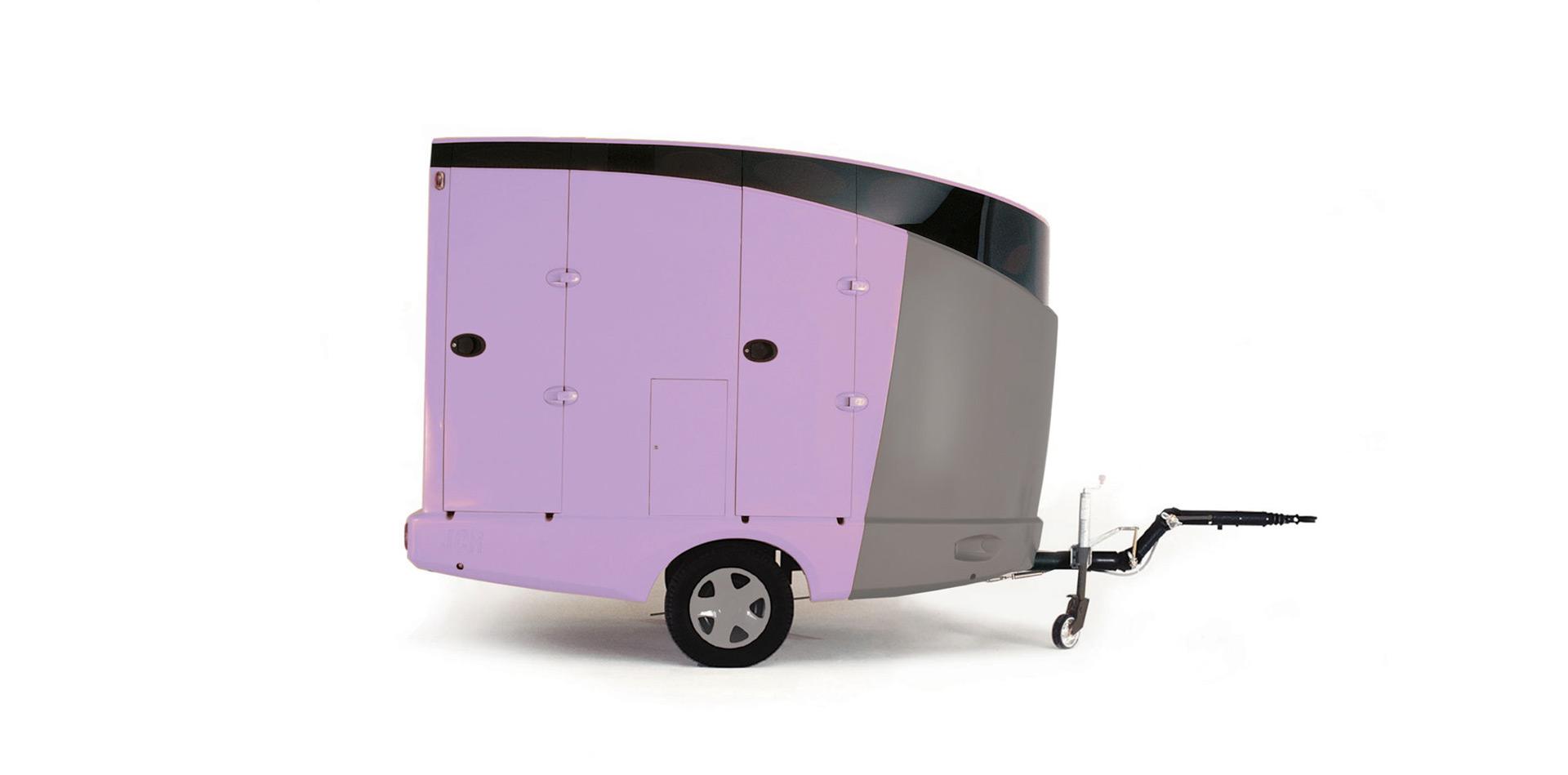 La Citadine caravane urbaine