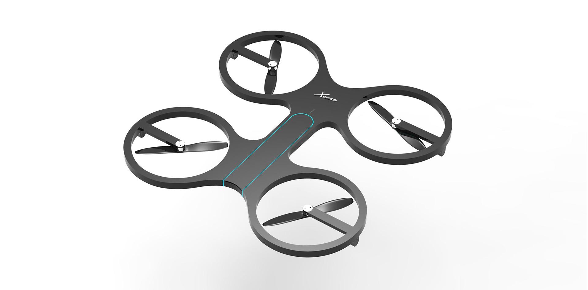 Xspeed drone