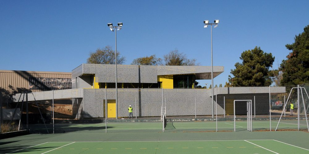Centre sportif Aix en Provence